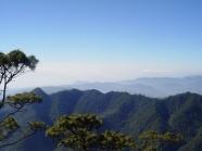 Vista Panorámica desde la Montaña Celaque
